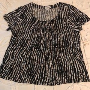 NWT Chaus blouse size 2X